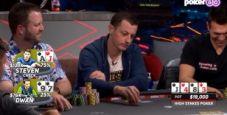 High Stakes Poker: una triple barrel in bluff di Tom Dwan