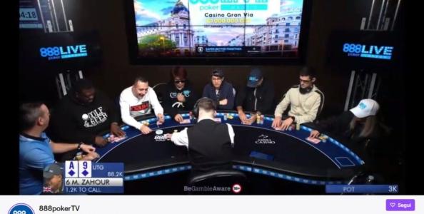 Nasce il canale Twitch di 888 Poker