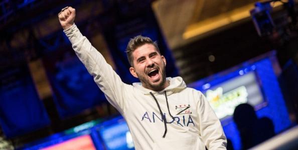 Davide Suriano è campione SCOOP! Ecco il replay a carte scoperte del tavolo finale