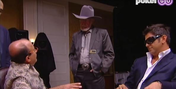 Quando Daniel Negreanu e Johnny Chan accusarono Freddy Deeb al tavolo di Poker After Dark