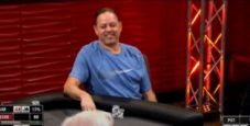 Un indovino al tavolo da poker