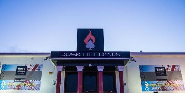 Dusk Till Dawn Nottingham , cash game: una scelta tremenda al turn