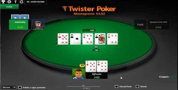 Da oggi Sisal Poker diventa accessibile tramite browser, senza scaricare alcun software!