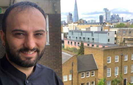 Chi è Francesco La Cognata, campione SCOOP internazionale da Londra grazie a un satellite