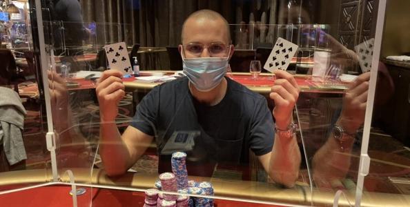 Come sta andando la ripresa del poker live a Las Vegas