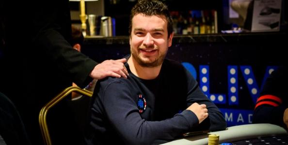 Chris Moorman ha vinto il primo titolo SCOOP dopo 15 anni di poker online