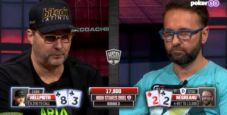 Strabiliati da questo bluff in 5-bettato di Phil Hellmuth a Daniel Negreanu