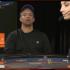 Il gran fold di Leow con colore alla donna contro Phil Ivey. Little analizza lo spot