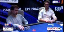EPT Praga 2019: foldare o chiamare col trips?