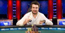 Le mani che hanno permesso a Chris Moorman di vincere il braccialetto WSOP online
