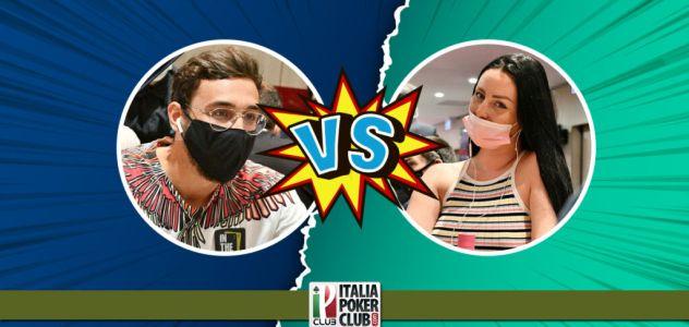 17 minuti di tankata prima di foldare: Simone Speranza racconta il bluff contro Cecilia Pescaglini al Day3 IPO