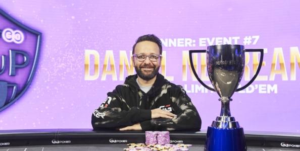Daniel Negreanu ha vinto un torneo di poker live dopo otto anni di digiuno