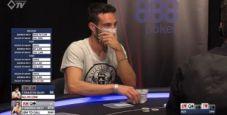 Andrea Ricci spiega il call che gli ha fatto vincere IPO 888poker San Marino