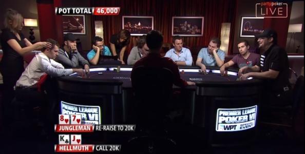 PartyPoker Premier League: Hellmuth vs Cates, il timing e la sua importanza