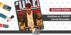 Vincere l'anello WSOPC dopo 7 anni di assenza dai tornei live: il racconto di Alessio Podda