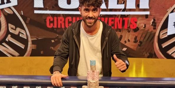 Replay a carte scoperte: la vittoria di Alessio Podda al WSOP Circuit Rozvadov