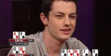 High Stakes Poker: Tom Dwan può foldare trips?