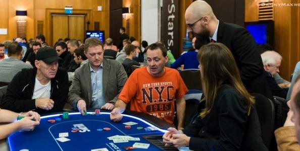 Una storia di poker etiquette dal Commerce di Los Angeles