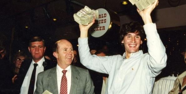 WSOP story: i primi passi alle World Series di Phil Hellmuth