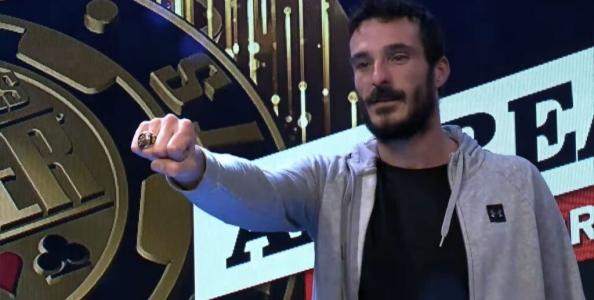 Andrea Ricci vince l'anello, Simone Lombardo secondo: al Main Event WSOPC Rozvadov è dominio azzurro!