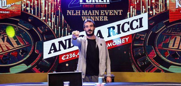 Ho ancora fame, Simone mi ha proposto il deal: Andrea Ricci racconta la vittoria dell'anello WSOPC