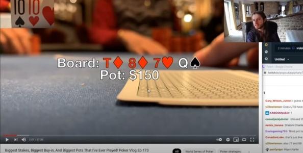 I dettagli che fanno la differenza a poker: una mano analizzata da Charlie Carrel