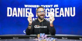 Tutte le mani del ritorno alla vittoria live di Daniel Negreanu