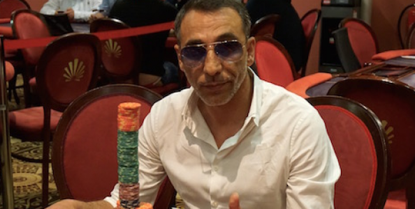 Galactic Series: Giovanni Palma supera Andrea Pini nell'High-Roller del giovedì