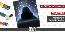 Intervista al vincitore del Main Event Galactic Series, Alfredo evitatemi13