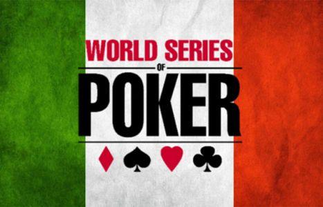 I giocatori italiani da tifare alle World Series Of Poker