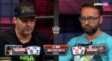 Phil Hellmuth in un 5bettato di braccio contro Daniel Negreanu: l'analisi di Jonathan Little
