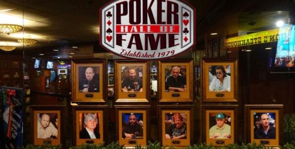 WSOP Poker Hall Of Fame: il torneo con le taglie sulle leggende del poker