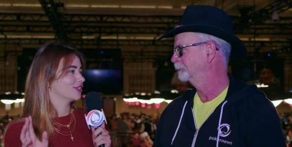 WSOP 2021, il tweet della settimana: un ITM da lacrime, VIDEO