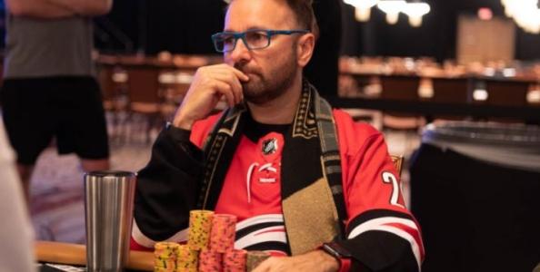 WSOP 2021: Zinno trionfa al Seven Stud, Negreanu vola nell'Omaha!
