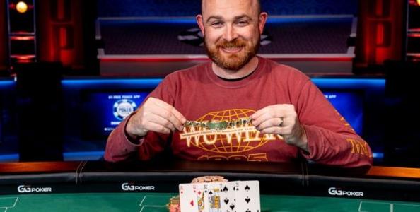 WSOP 2021, il personaggio: Dylan Linde, il prof dei Mixed Games da $6 milioni vinti online