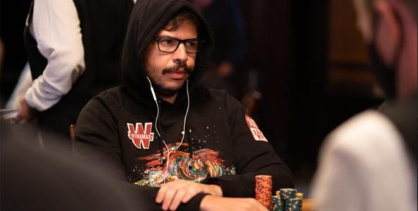 Tutte le mani che hanno portato Mustapha Kanit tra i fantastici cinque del 25k High Roller WSOP