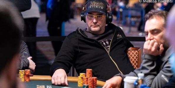 WSOP 2021: Sergio Benso accende il sogno nel Millionaire, Hellmuth on fire