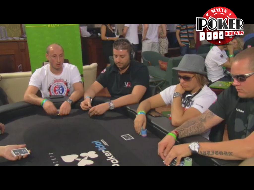 Luca franchi poker player