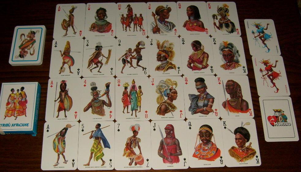 Il poker da collezione le carte da gioco pi stravaganti for Disegni del mazzo sul basamento degli scioperi
