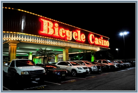 Angeles bicycle casino club los stroud casino