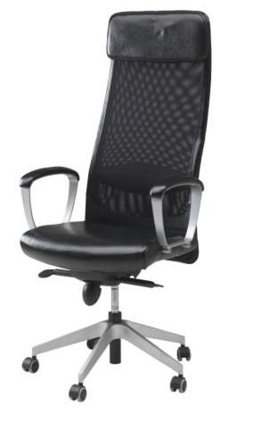 Que silla usais para pc trabajar forocoches - Silla markus ikea ...