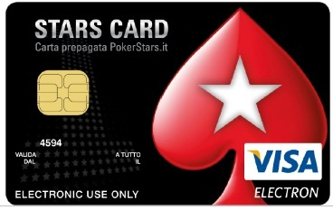 Poker visa electron