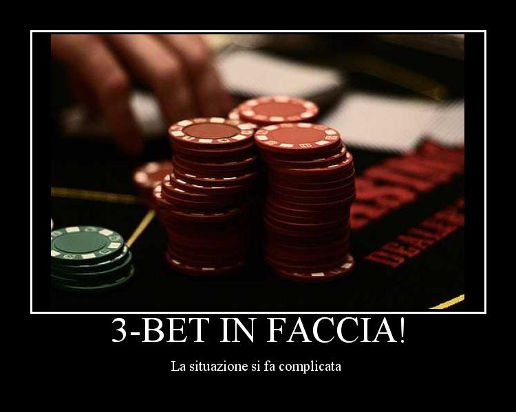 poker 3 bet