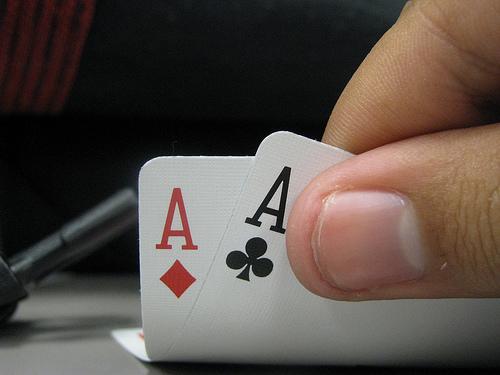 pocket aces poker league virginia