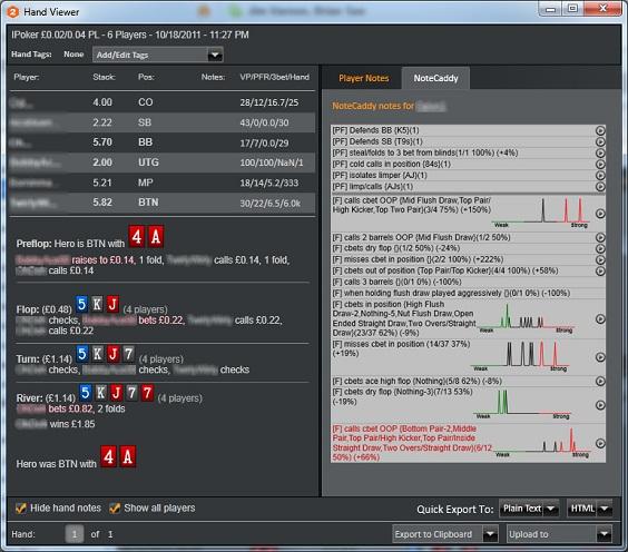 Разработчики наконец выпустили официальную версию Holdem Manager 2. Мир пок
