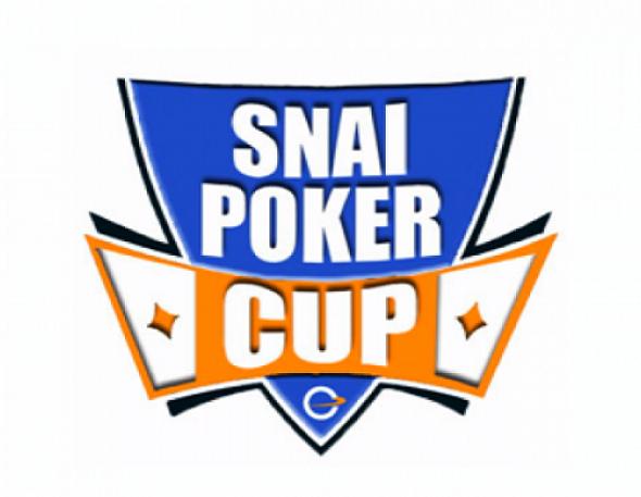 Poker live: l'ultimo torneo dell'anno è SNAI