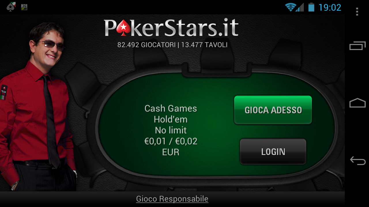 www pokerstars com login