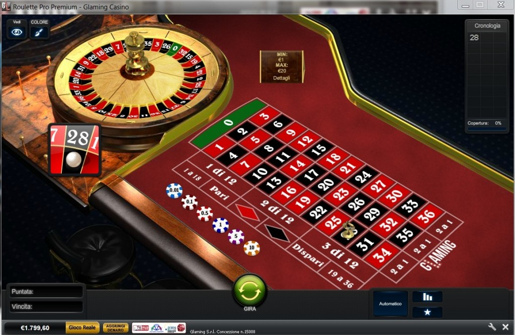 Gioca a Red Dog Poker su Casino.com Italia