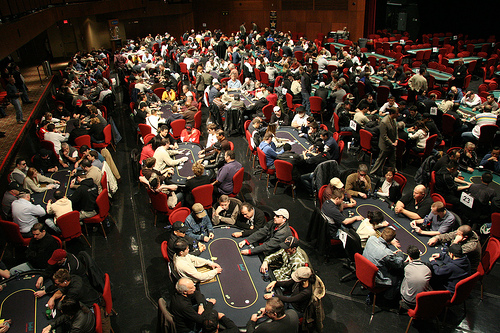 River rock poker schedule january
