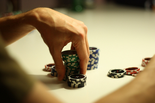 Poker when to donk bet